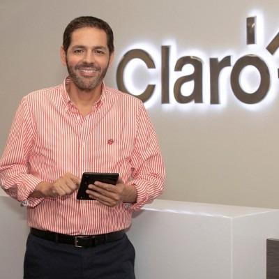 Carlos Zenteno de los Santos, Claro Colombia CEO